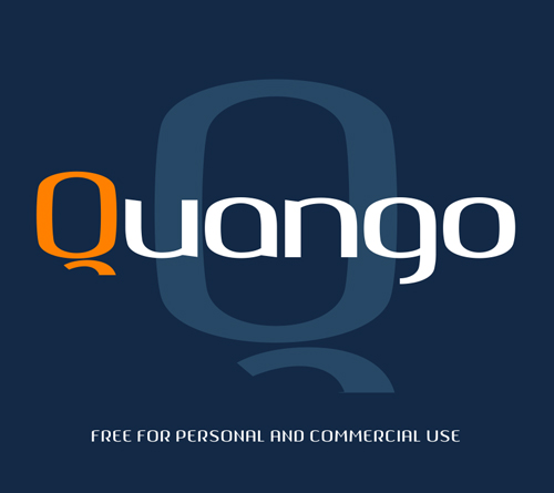 Quango Free Font