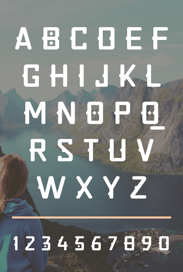 Quirko fonts and letters