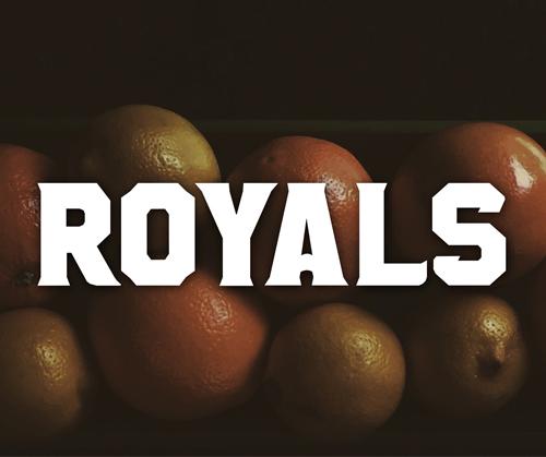Royals Free Font