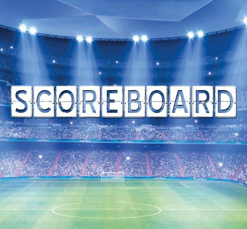 Scoreboard Free Font