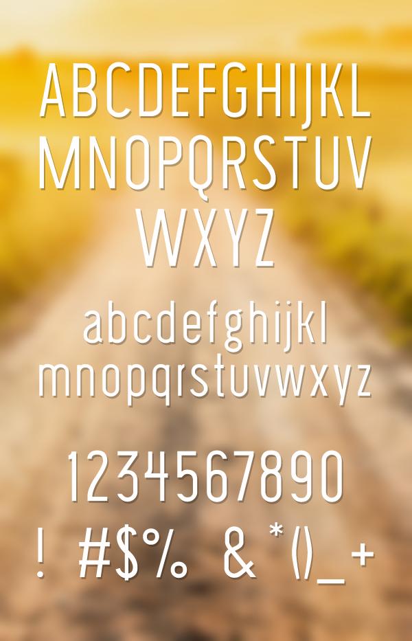 Wask fonts
