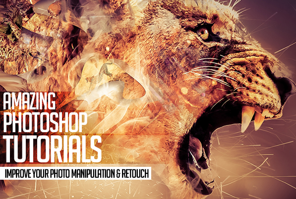 25 New Photoshop Tutorials to Improve Your Photo Manipulation and Retouch