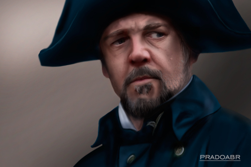 Awesome Digital Portrait Illustrations by Pradoabr