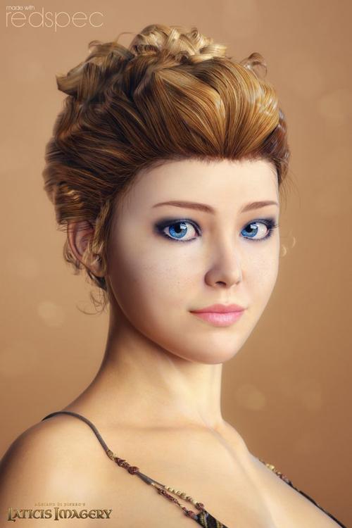 Amazing digital portraits designed by Adriano di Pierro