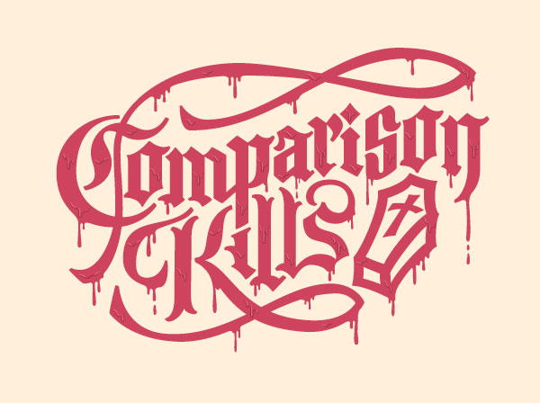 Amazing Hand Lettering Text Effect Guideline Project