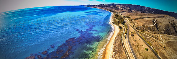 45 Incredible Aerial Photos Captured By Drones
