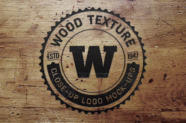 5 Vintage Overlay Textures Mockup