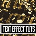 Post thumbnail of 23 Creative Text Effect Photoshop & Illustrator Tutorials