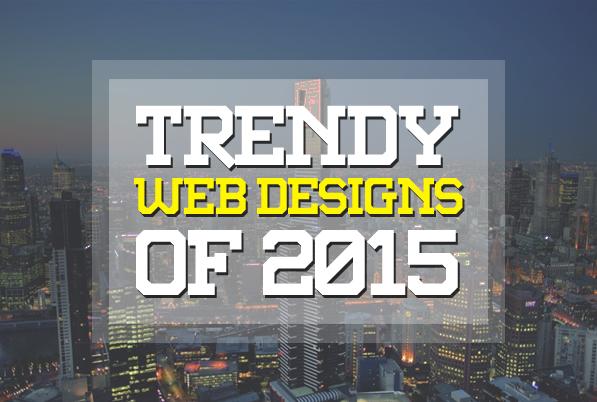 25 Trendy Examples Of Web Design