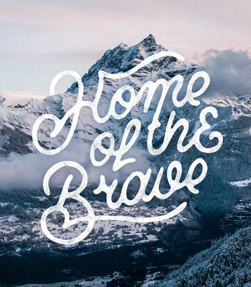 Remarkable Lettering and Typography Designs for Inspiration - 15