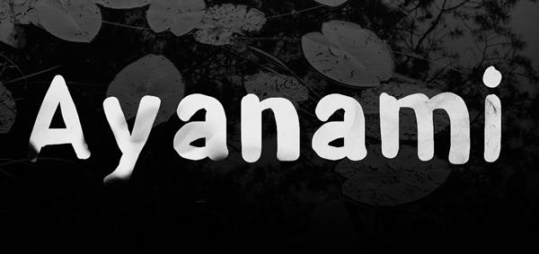 Ayanami free fonts