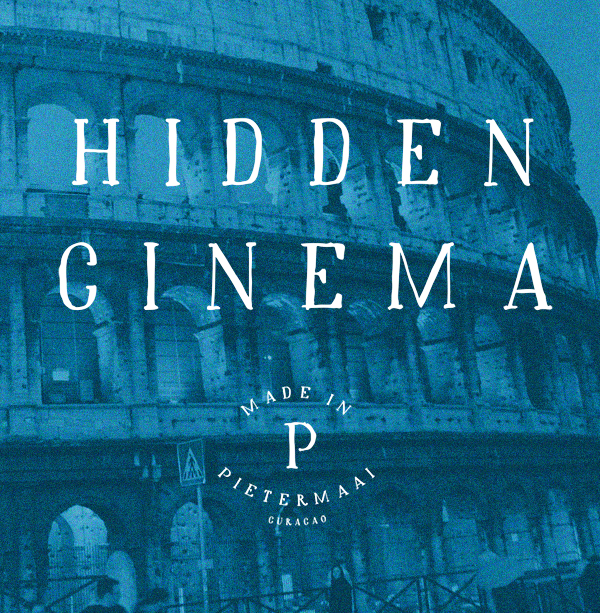 Hidden Cinema free fonts