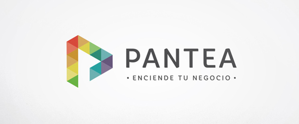 Pantea Brand Logo Design