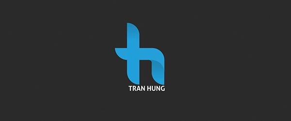 Trade Tran Hung Brand Logo Design