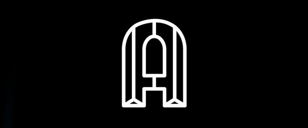 Aaron Moya Brand Logo Design