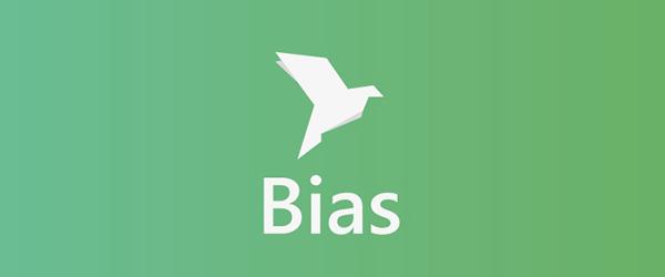 Bias Brand Logo Design