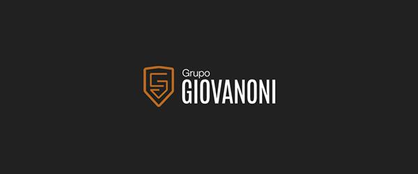 Grupo Giovanoni Brand Logo Design