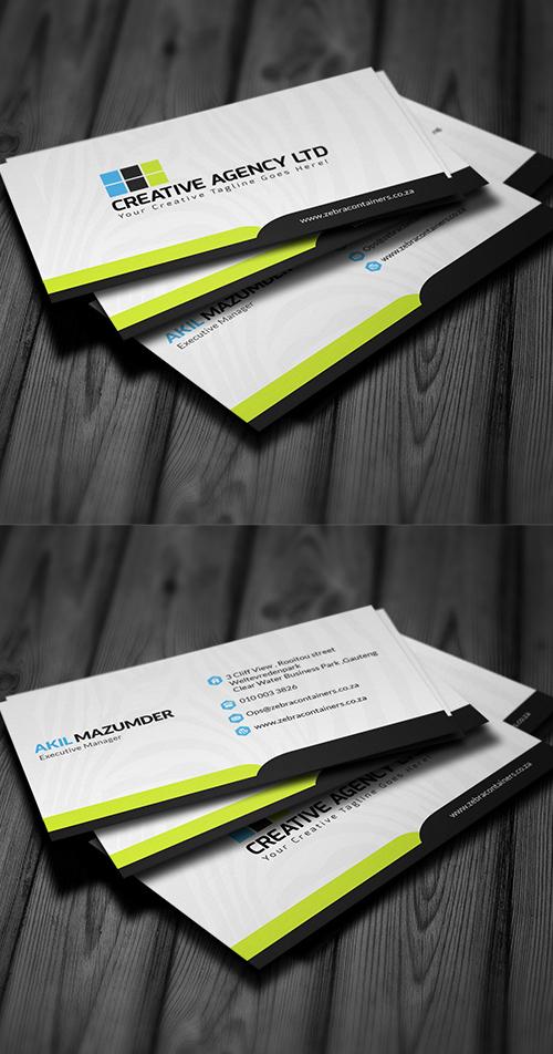 Photoshop Business Card Design