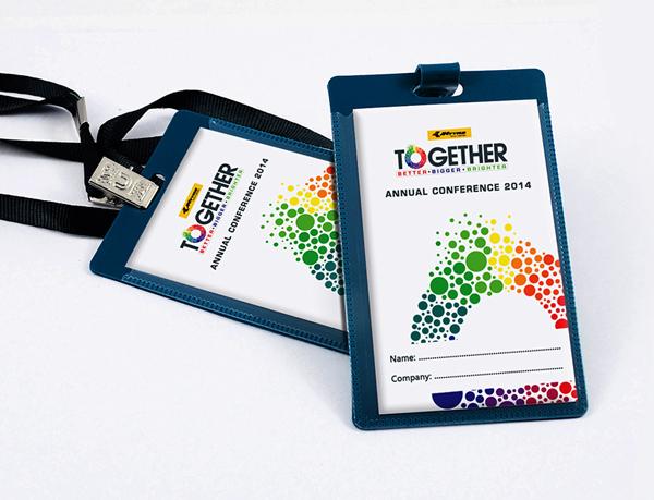 ToGether Business Card Design