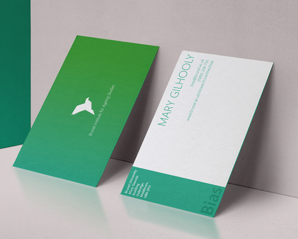 Bias Business Card Design
