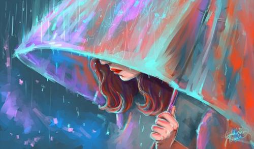 Creative Digital Illustrations by Gabrielle Ragusi
