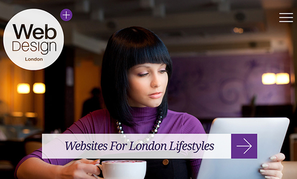 HTML5 Websites Design Websites: 25 New Examples - 17