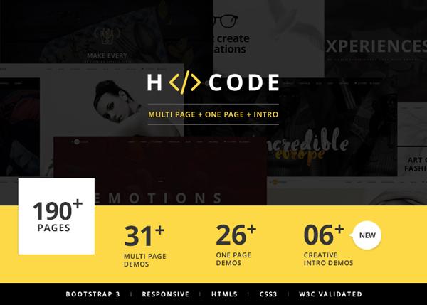 HTML5 Websites Design Websites: 25 New Examples - 18