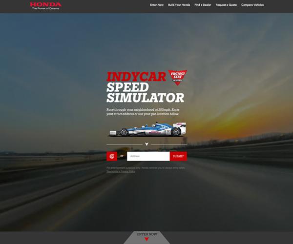 HTML5 Websites Design Websites: 25 New Examples - 19