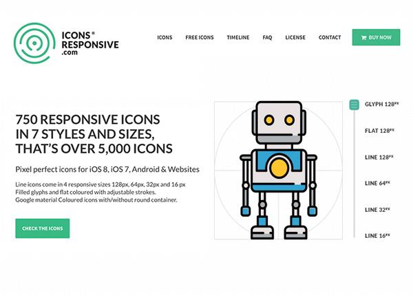 HTML5 Websites Design Websites: 25 New Examples - 20