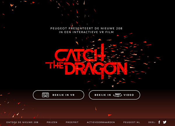 HTML5 Websites Design Websites: 25 New Examples - 24