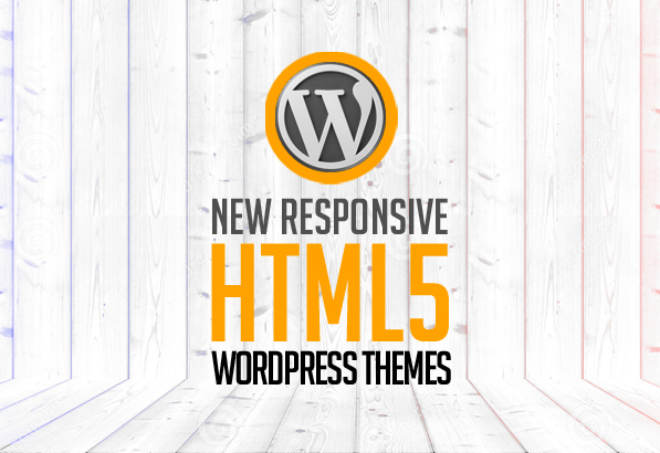New Responsive HTML5 WordPress Themes & Templates