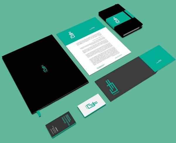 HANCUBO Stationery Design