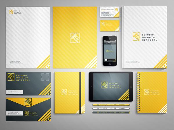 E.J.I. Stationery Design
