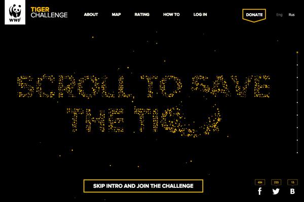 Award winning websites for inspiration