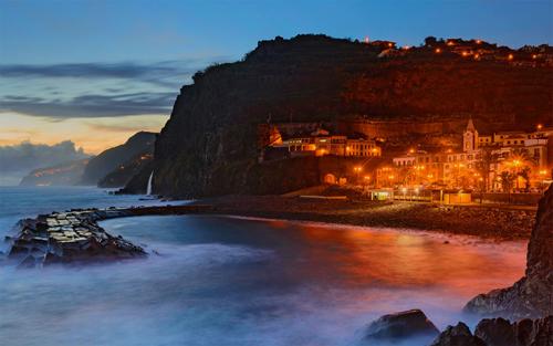 Beautiful Island Of Madeira, Portugal Landscape photography
