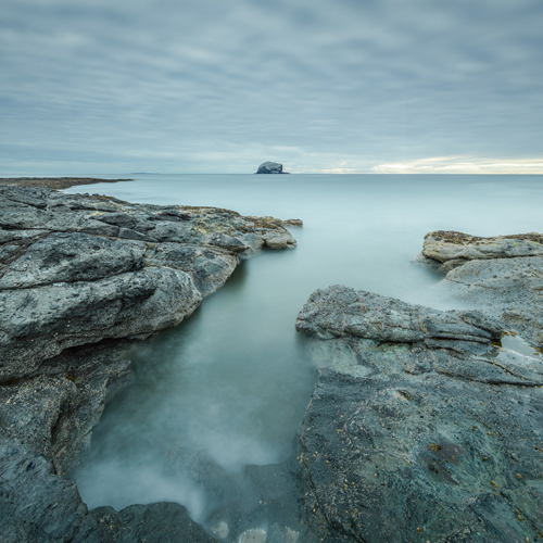The North Berwick Coastline Landscape photography