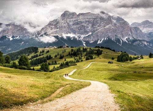 Alta Badia - Trentino Alto Adige, Italy Landscape photography