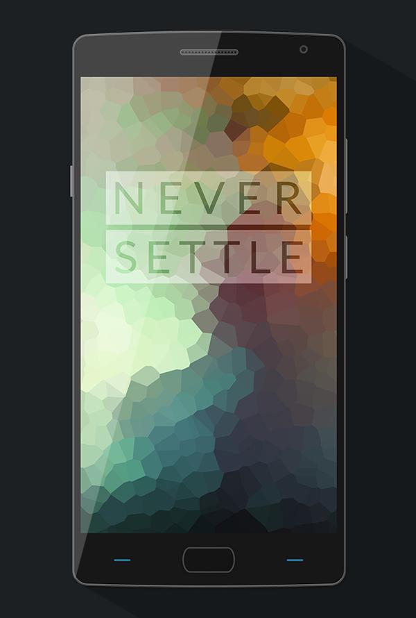 OnePlus 2 Free PSD Mockup