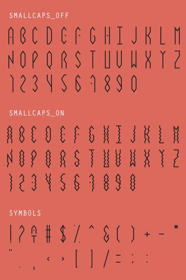 Vibrey letters