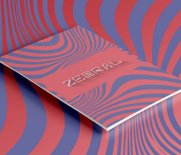 Zebral free font