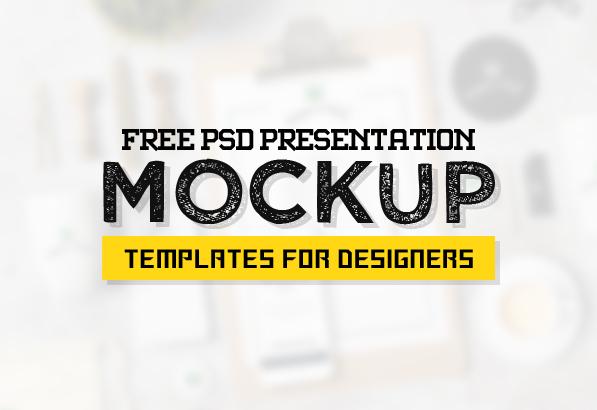 New Highest Quality Photoshop Free PSD Mockups