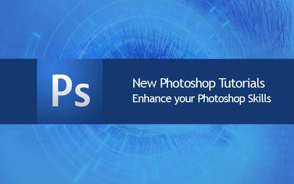 Photoshop tutorials to enhance your photoshop skills