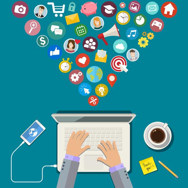 Building relationship online