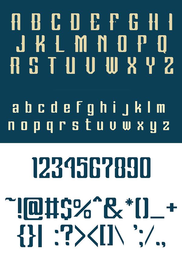 Migunani Font
