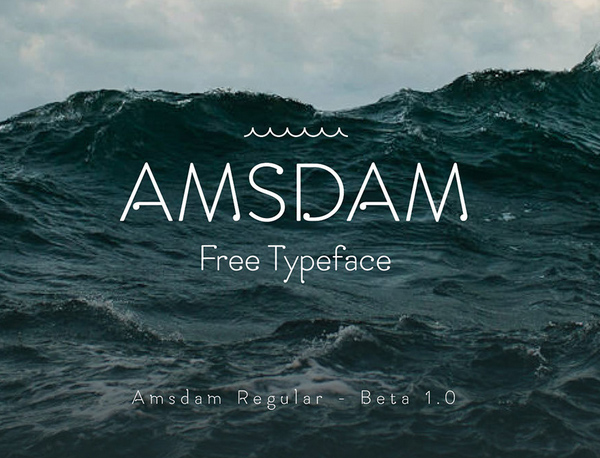 50 Best Free Fonts Of 2015 - 27