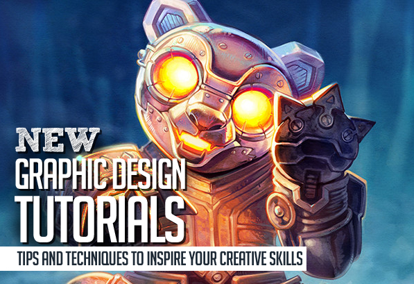25 New Graphic Design Tutorials & Tips to Improve Your Creative Skills
