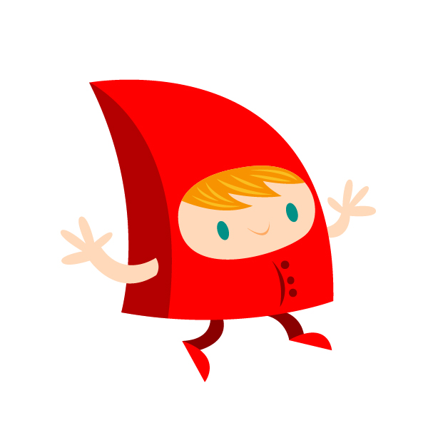 How to Design a Quick, Quirky Character in Adobe Illustrator