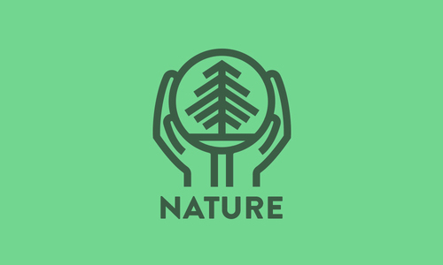 Nature Logo by Tyler Pate