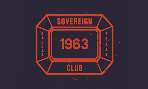 Sovereign Club Logo by John Mata