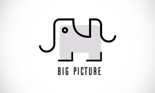 Big Picture Logo by Jessie Maisonneuve